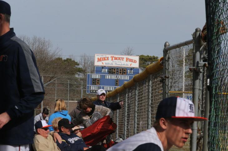 Vineland vs. Millville baseball