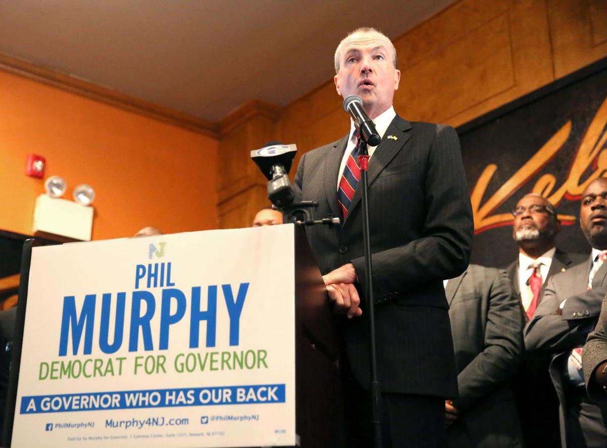 Phil Murphy in AC