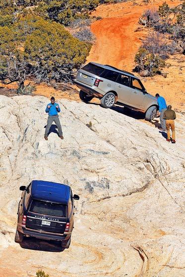 World Icon Luxury SUV: Range Rover Heaps It On