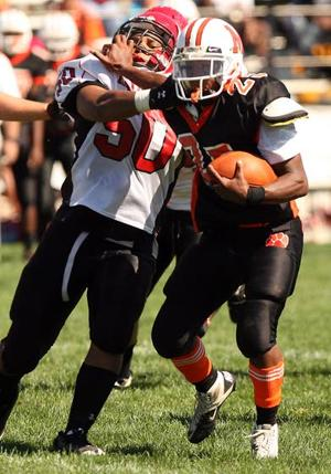 14 unanswered points gives Ocean City football first win