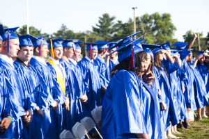 Millville Graduation: Millville high school 2014 graduation on June 22, 2014. - STEVIE POPIELARSKI