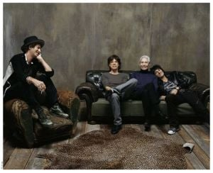 Rolling Stones helped curate own Hall of Fame exhibit in Cleveland