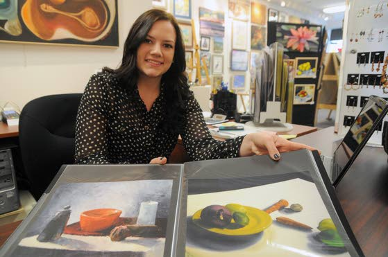 Egg Harbor Township's Smith is showing how art can thrive