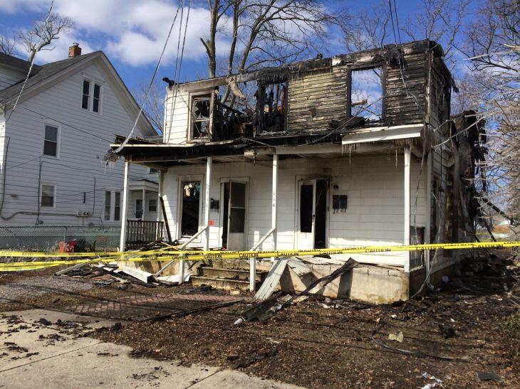 millville house fire