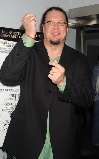 Penn Jillette's plans for 'Apprentice' and other celebrity news