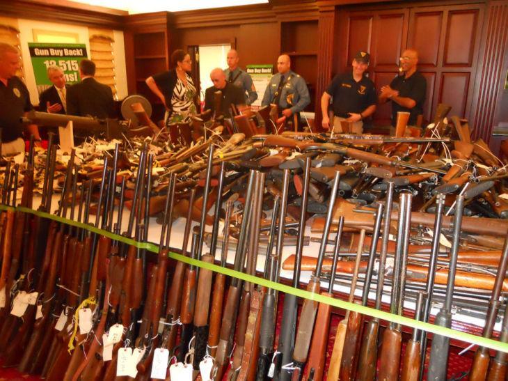 Cumbo Gun Buyback Presser