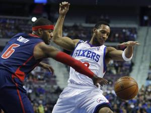 Sixers' strategy 'ugly,' and largely ineffective