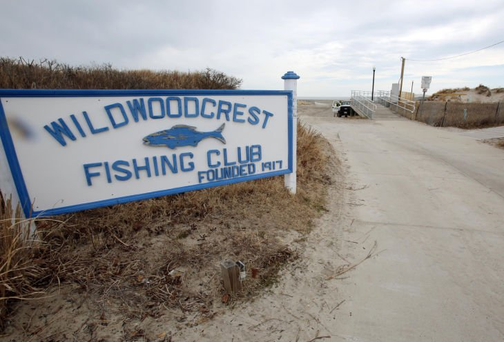 Crest Fishing Pier