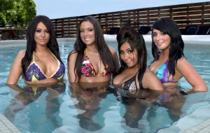 'Jersey Shore' girls