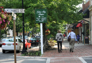 Main Street Haddonfield