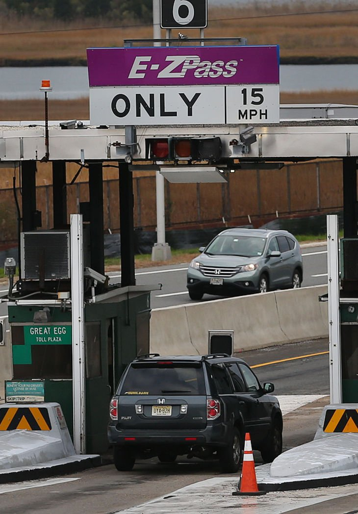 Jersey city man skipped 12 000 in e zpass tolls police say news for Garden state parkway missed toll