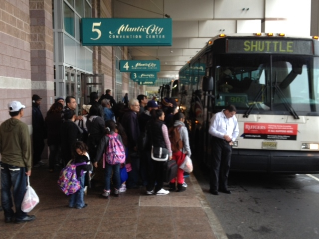 atlantic city buses