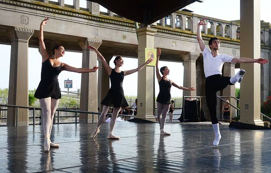 Ballet, Irish festival and other events to enjoy At The Shore Today