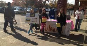 Soccer team just as successful raising money for Sandy victims