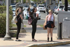 Teen Arts Festival: High School students take part in County Teen Arts Festival in Hammonton Friday, May 2, 2014. - Edward Lea