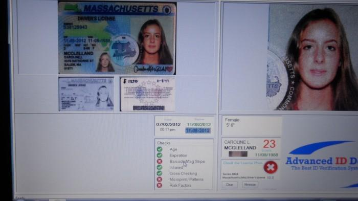 beach haven ID checker