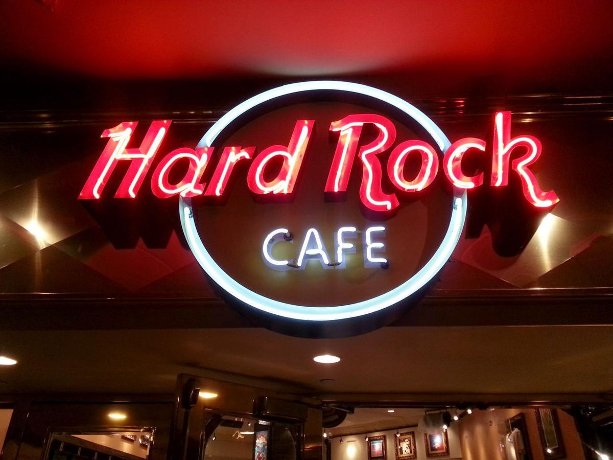 Hard Rock Cafe Df