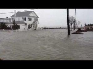 Ocean City: Nor'easter Saturn flooding