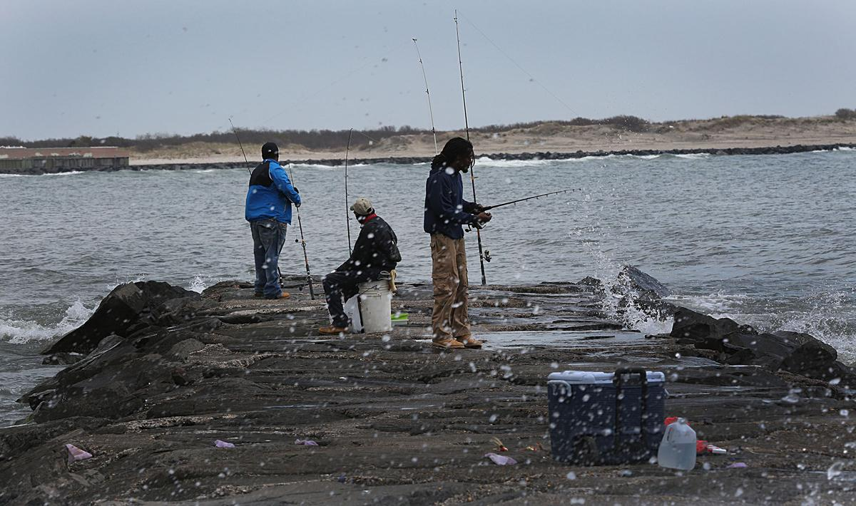 Jetty fishing photo galleries for Atlantic city fishing