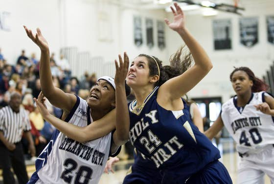 Atlantic City girls win Cape-Atlantic League basketball title in OT