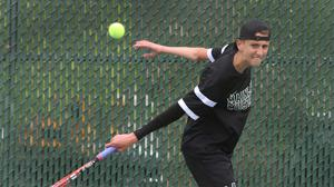 2016 South Jersey Group III Tennis final