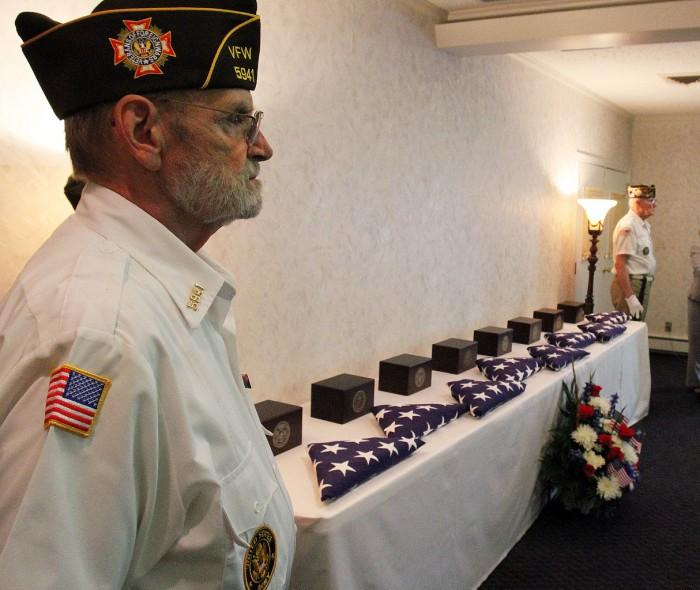 Vets remains
