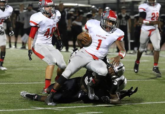 KICKOFF 2015: Vineland ready to improve with young QB Pacheco