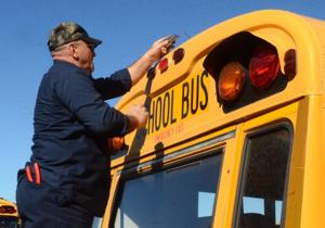 State School Bus Inspection Failure Rate Almost 50 Percent