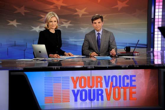 On election night, coverage choices abound across various platforms