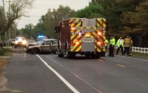 Middle Township crash