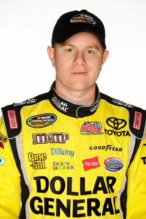 2012 NASCAR Camping World Truck Series - Portraits