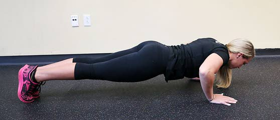 Your Workout Caterpillar Pushups Fitness