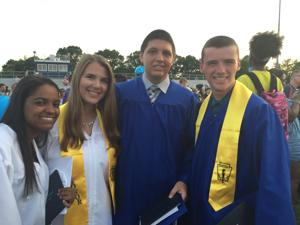 SEEN at the Hammonton High School Graduation 2016