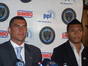 union news conference