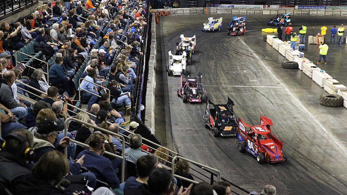 Atlantic City Indoor Midget Car Race