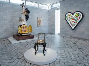 Fanciful 'Mad House' exhibit straddles art and design
