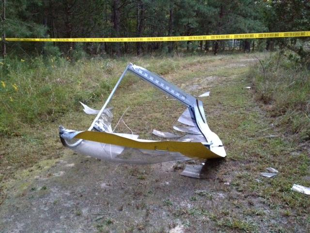 HT plane crash