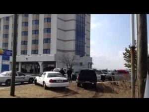 Standoff with police at Absecon Comfort Inn