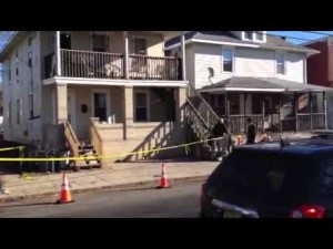 Pleasantville shooting scene