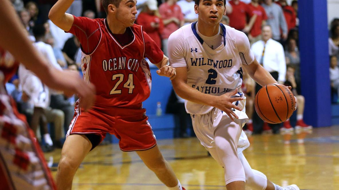 Ocean City Wildwood Catholic Boys Basketball