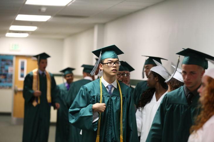 Atlantic Christian graduation