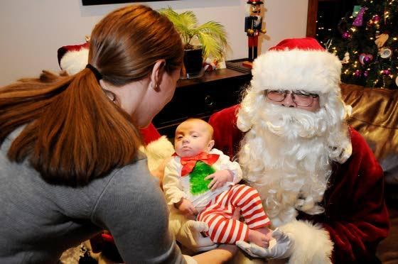 Northfield Fire Department helps Santa make his rounds
