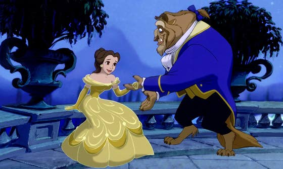 The beauty of Blu-ray 'Beauty and the Beast' is its pile of extras