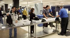 Clothing a security line issue at airports