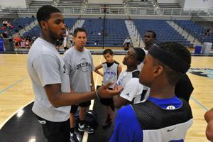 stockton NBA basketball camp