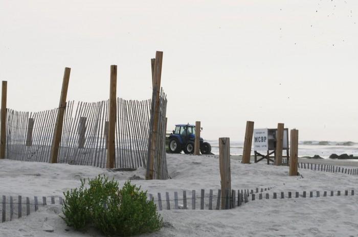 Beach Refuse