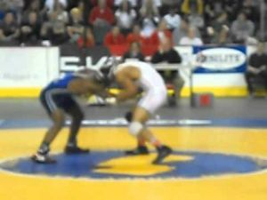 David Williams semifinal