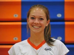 Girls lacrosse MVP: Abby Daigle, Millville