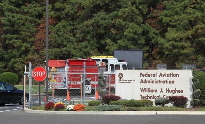 FAA Fire Call