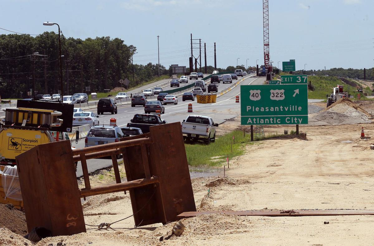 Garden State Parkway Construction Project Focuses On New Exits Breaking News